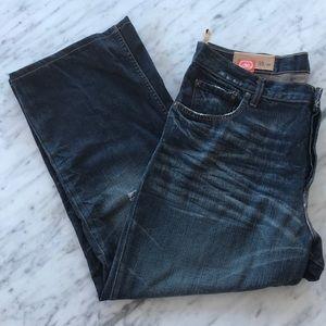 Men's Dark Wash 1969 GAP Jeans